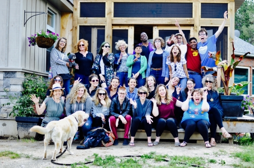 Building A Community – Staff Retreat 2017