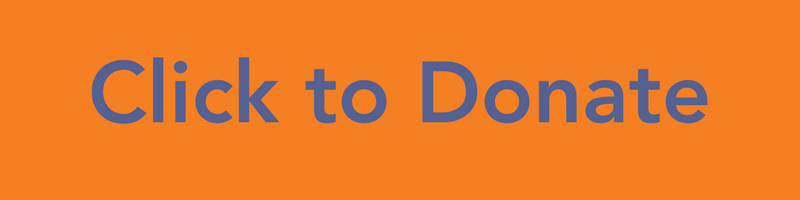 Click to Donate (Bold text in Blue font written in Plain Orange background