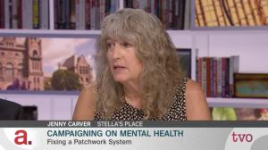 Jenny Carver on TVO's The Agenda