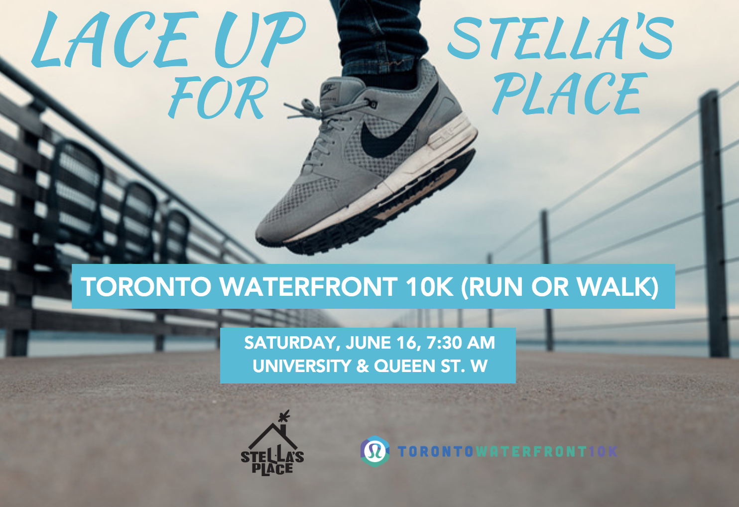 lululemon waterfront 10k run promo