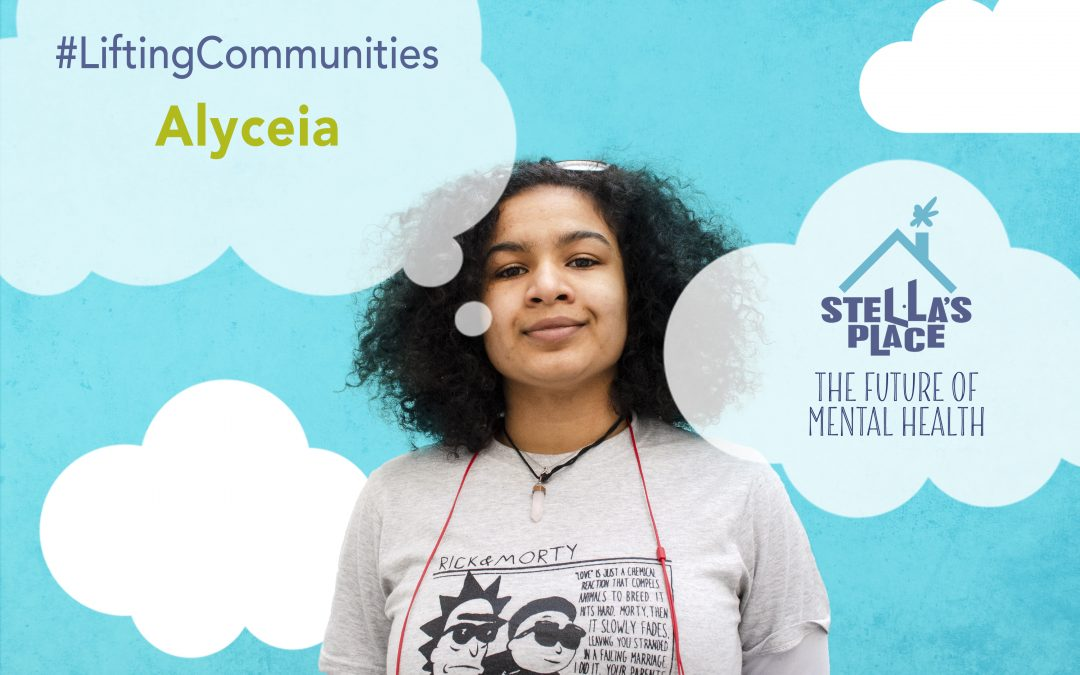 Meet Alyceia, Our Café Volunteer Rockstar
