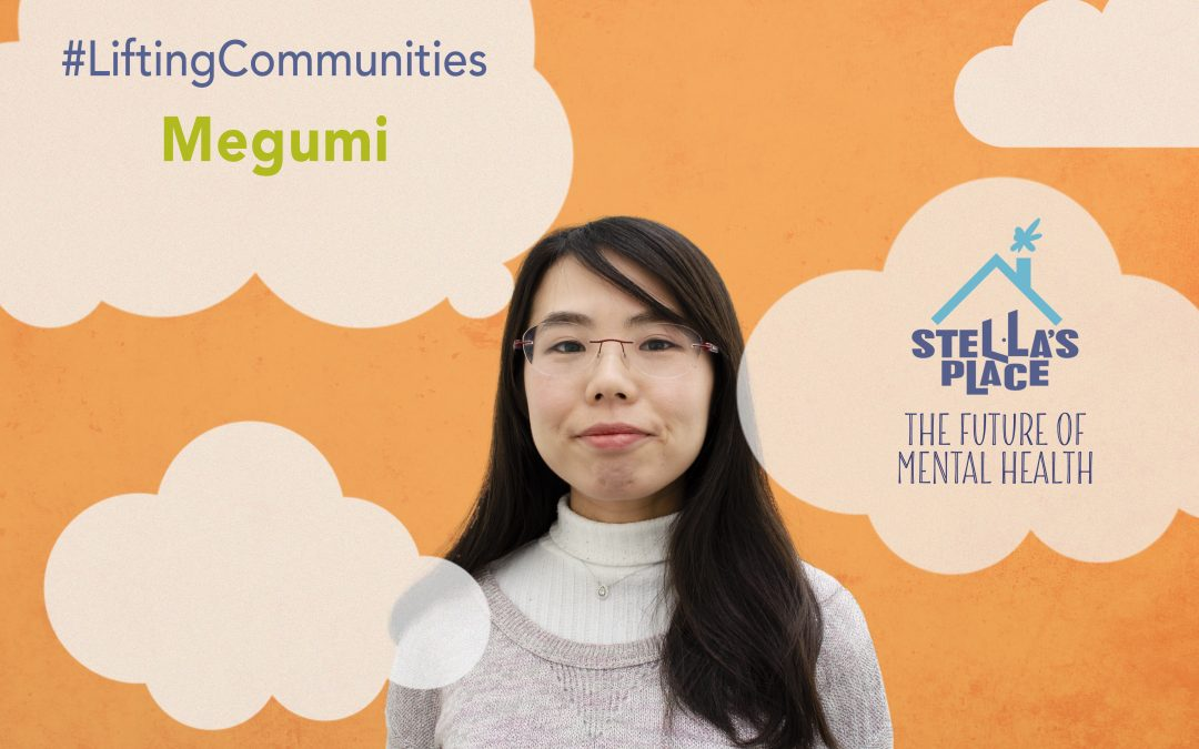 Meet Megumi, Our Research and Evaluation Volunteer Rockstar