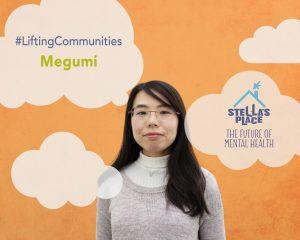 Megumi National Volunteer Week