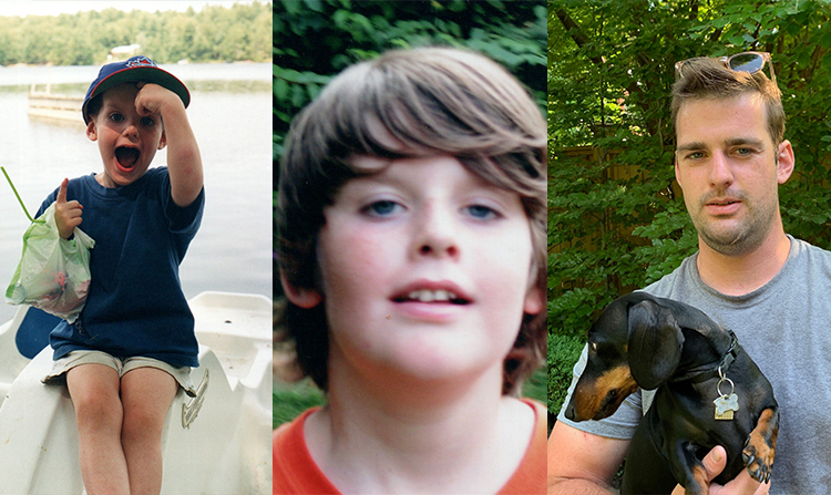 Click on this collage of Ian to be redirected to the Ian West Argue Fund