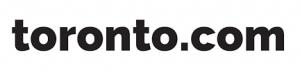 toronto.com logo written in bold black text.